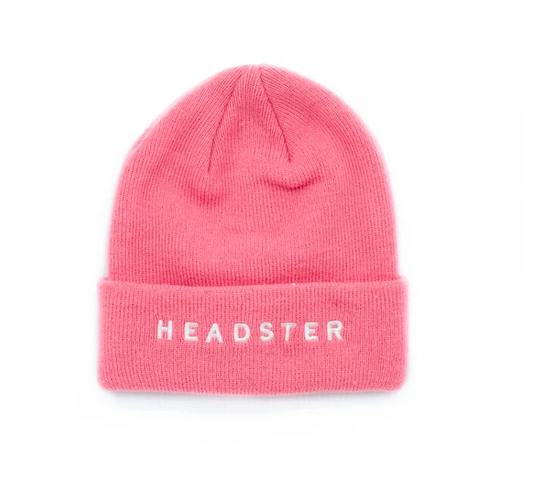 Solid Pink Tuque