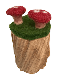 Toadstool Trunk