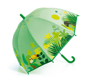 Tropical Jungle Umbrella