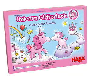 Unicorn Glitterluck: A Party for Rosalie