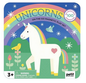 Unicorn Magnetic Playset