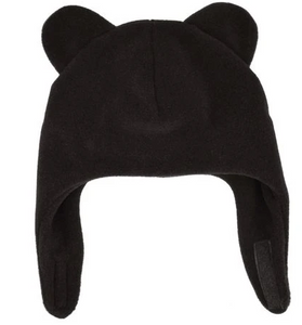 Fleece Bear Hat