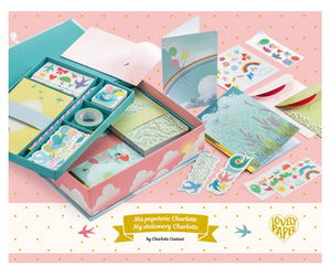 Charlotte Stationary Set