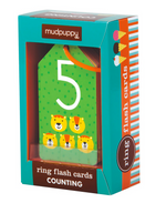 Counting Ring Flash Cards