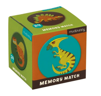 Dinosaur Mini Memory Matching Game
