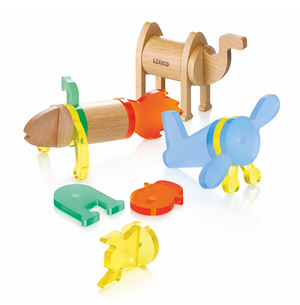 Lekkid Imaginary Fauna 22 piece Set