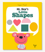 Mr Bear's Little Shapes