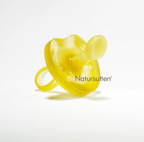 Natursutten Orthodontic Butterfly Shield Pacifer