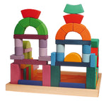 Romanesque Building Set