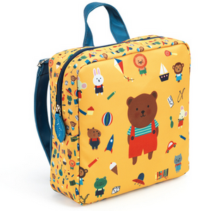 Bear Mini Backpack