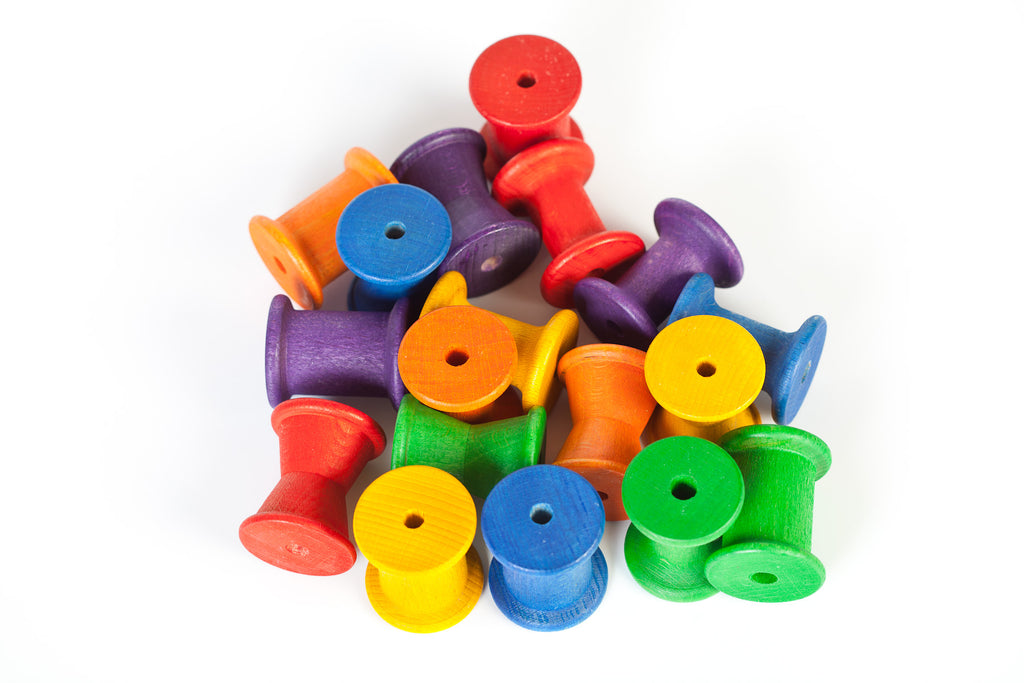 Grapat 18 Coloured Spools