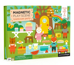 Magnetic Play Scene - Treehouse Party