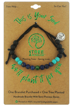 Load image into Gallery viewer, Black Walnut Bracelet - 1 Tree Mission®