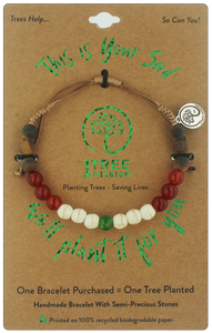 Cherry Blossom Tree Bracelet - 1 Tree Mission®