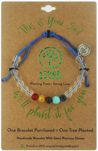 Load image into Gallery viewer, Palm Tree Bracelet - 1 Tree Mission®