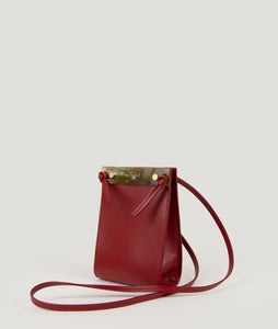 Gwyneth S red with Horn