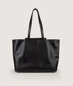 Pazar Book Tote Wide Black