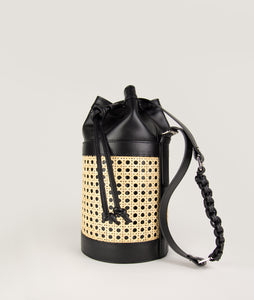 Vienna Bucket M Black
