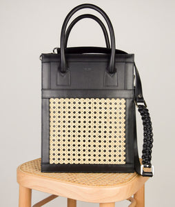 Vienna Shopper M Black