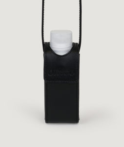 Hand sanitizer bag black