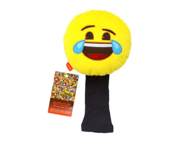 Emoij Headcover (Laugh)
