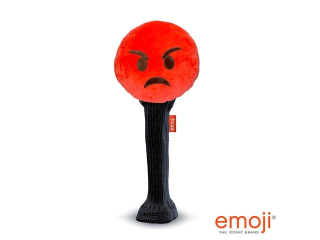 Emoij Headcover (Angry)