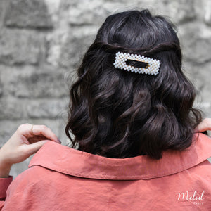 Barrette Strass Demoiselle