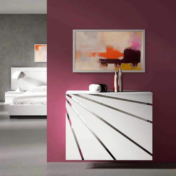 Contemporary Floating White Radiator Heater Cover DIAGONAL Cabinet Box Design with Shelf Ref RCGE240-Radiator Covers > Floting Radiator Cabinets > Shelf Radiator Cover > Modern Radiator Covers > Designer Radiator Covers > Custom Made Heater Cover > Wall Mounted Cover > Made toMeasure Radiator Cover-RadiatorCoversShop.com