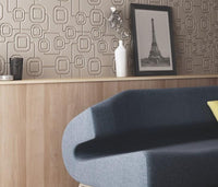 Decorative 3D Textured Feature Wall Panels with Geometric SATURN Design-Wall Panelling > Decorative Wall Panels > Textured Wall Panels > 3D Wall Panels > Feature Wall Covering-RadiatorCoversShop.com