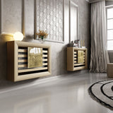 TWO Luxury Floating Radiator Heater Cover Framed Lines Panel Cabinet Box Design with integrated top shelf RCLL121-Radiator Covers > Floting Radiator Cabinets > Shelf Radiator Cover > Modern Radiator Covers > Designer Radiator Covers > Custom Made Heater Cover > Wall Mounted Cover > Made toMeasure Radiator Cover-RadiatorCoversShop.com