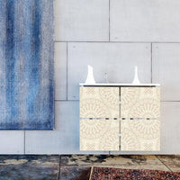 Modern Floating Radiator Heater Cover MOSAIC PATTERN Cabinet Design 40-115 high & 40-180cm long-Radiator Covers > Floting Radiator Cabinets > Shelf Radiator Cover > Modern Radiator Covers > Designer Radiator Covers > Custom Made Heater Cover > Wall Mounted Cover > Made toMeasure > Custom Designs-RadiatorCoversShop.com