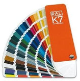 RAL Classic K7 Colour Chart Pallet Icons Fan Deck Swatches with reference numbers-Radiator Covers > Modern Radiator Covers > Designer Radiator Cover > Custom Made Radiator Covers > Heater Grill Covers > Removable Covers > Made to Measure Radiator Cover > Floating Radiator Covers-RadiatorCoversShop.com