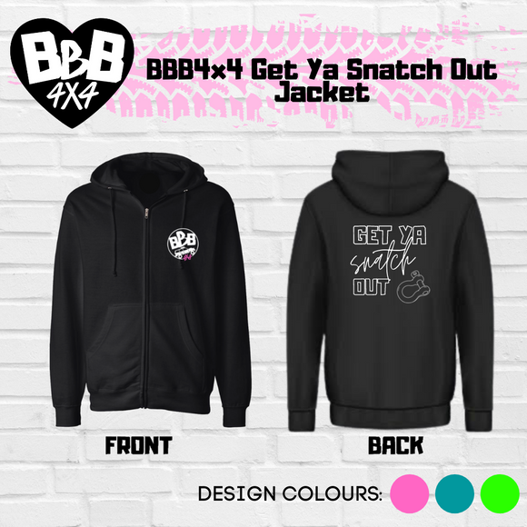 BBB4x4 Getcha Snatch Out Shirt | Pre-Order