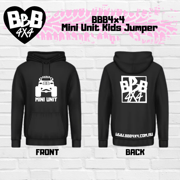 BBB4X4 Mini Unit Kids Jumper