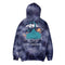 Lofi Dreams - Head In The Clouds Tye Dye Hoodie