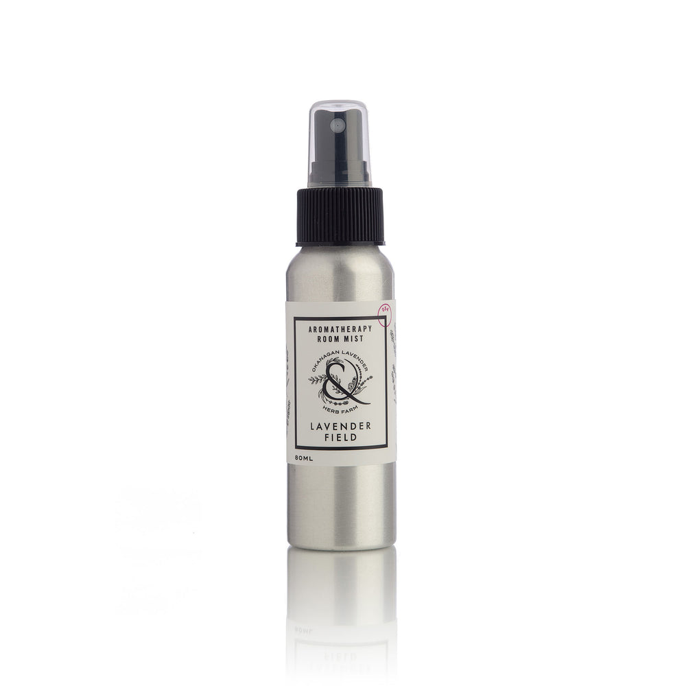 Lavender Field Aromatherapy Room Mist