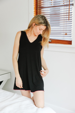 Lounge Nightdress Set  |  Loungewear & Lavender Box