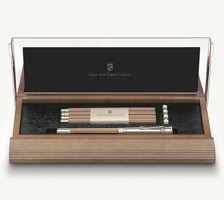 Desk set with Platinium-Plated Perfect Pencil - Blesket Canada