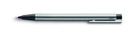 Logo Glossy Steel w/trim Mechanical Pencil - Blesket Canada