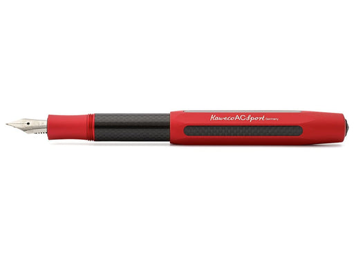 Kaweco AC Sport  Carbon Red- Blesket Canada