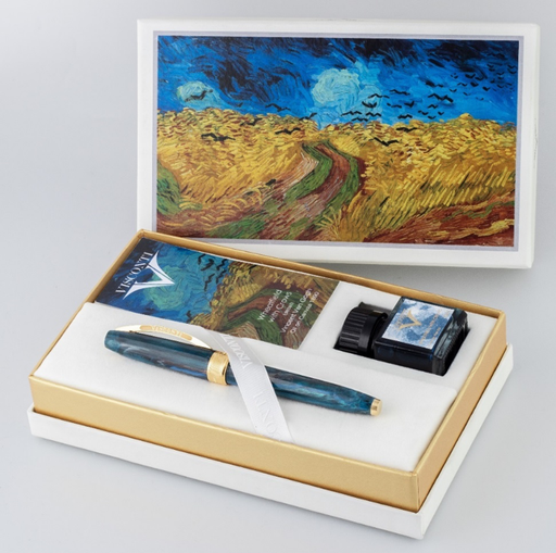 Visconti Wheatfield with Crows Gift Set - Blesket Canada