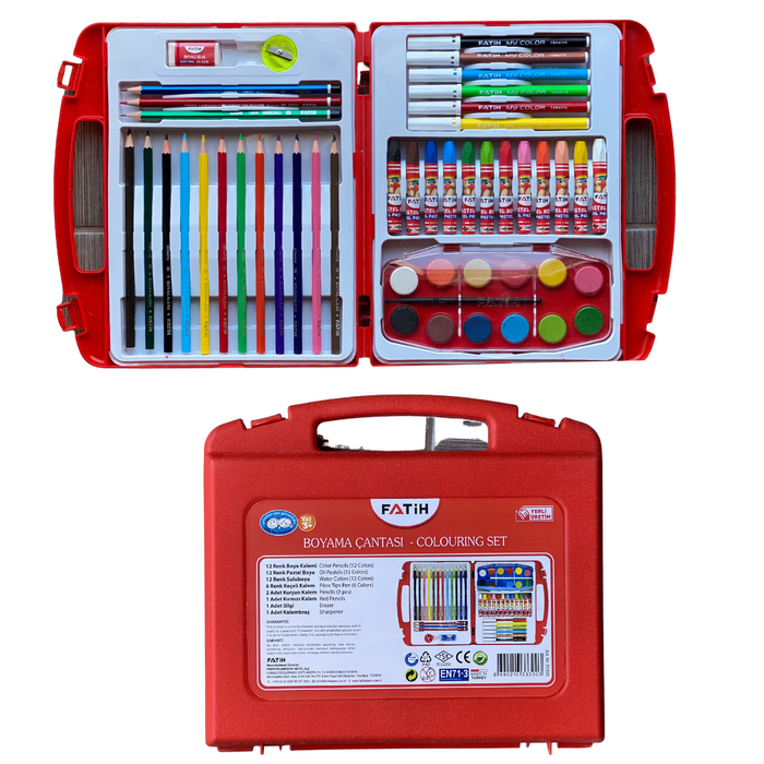 Colouring Gift Set - Blesket Canada