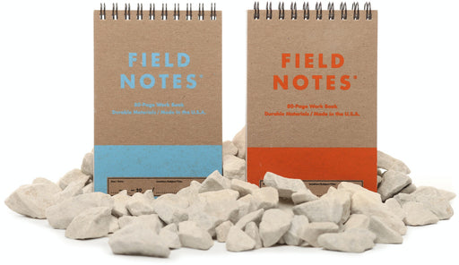 Field Notes Summer 2020 Quarterly Edition Heavy Duty 2-Pack - Blesket Canada