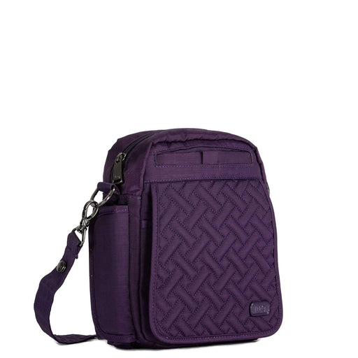 Lug Flapper Cross Body Bag - Blesket Canada