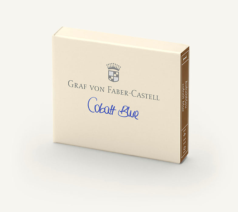 Graf von Faber-Castell Ink Cartridges Box of 6 - Blesket Canada