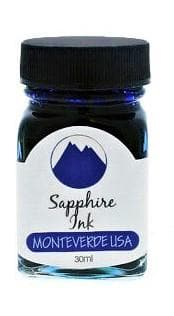 Monterverde Gemstone Ink Bottles 30ml - Blesket Canada
