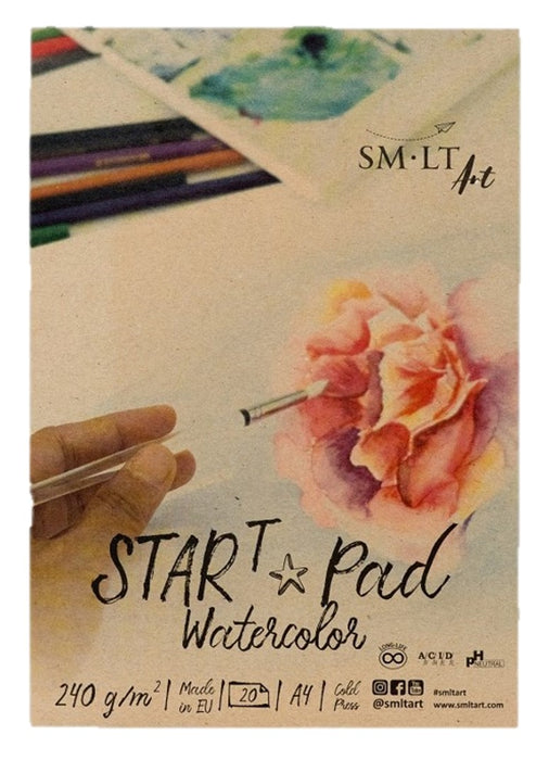 Start Pad Watercolour - Blesket Canada