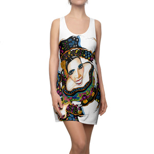 "AMRA METIC, ""Limited Addition"" Women's Cut & Sew, Racerback Dress"