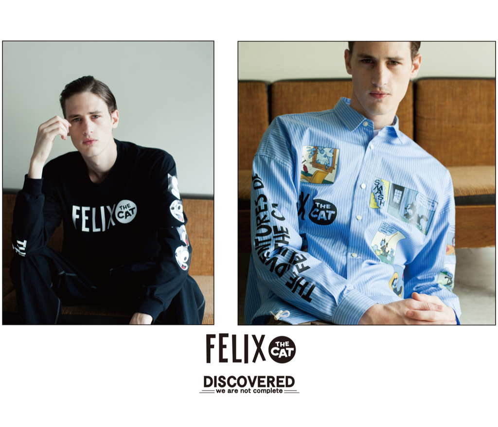 Felix the Cat Capsule collection