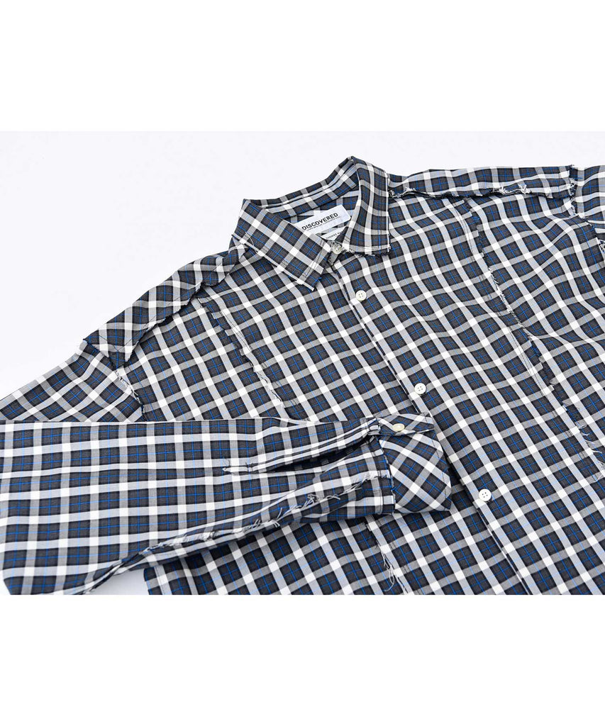 """THOMAS MASON"" Check long shirt"